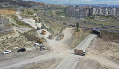 Bağlıca'daki trafik çilesi sona eriyor
