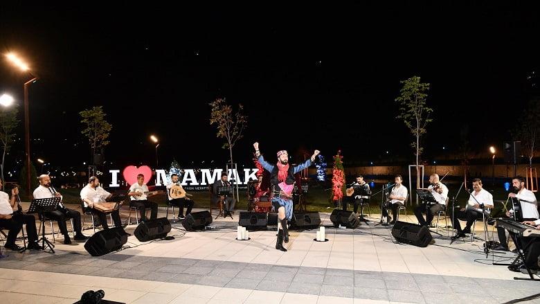 Mamak Belediyesi'nin online yaz konserleri devam ediyor
