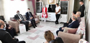 Yılmaz ve Köse'den 15 Temmuz Şehit Aileleri ve Gazilere Ziyaret