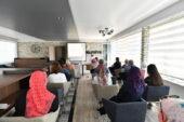 Mamaklı kadınlara e-ticaret eğitimi