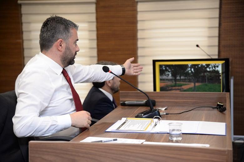 Başkan Çetin, bir yılını anlattı: Her alanda proje üretiyoruz