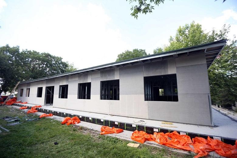 Yenimahalle'den Özevler'e yeni sağlık merkezi