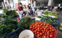 Yenimahalle'nin organik pazarlarına yoğun ilgi