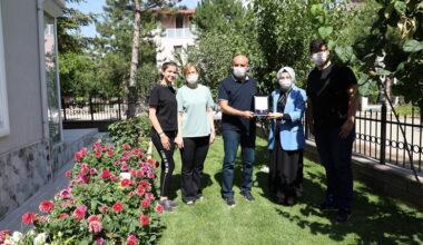 Akyurt'un en güzel bahçeleri