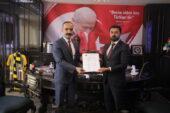 MHP İlçe Başkanlığı'na Gündoğmuş atandı