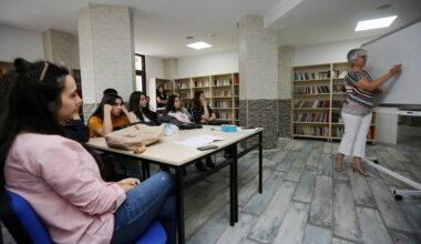 Yenimahalle Destek Eğitim Merkezleri'nden özel eğitim