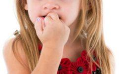 Çocuklarda Tırnak Yemeye Yol Açan Nedenlere Dikkat