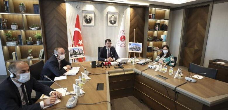 Arnavutluk'la 'Afet Konutu' işbirliği anlaşması