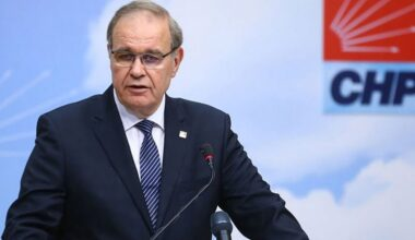 CHP sözcüsü Öztrak: Salgın tsunami gibi ezip geçti