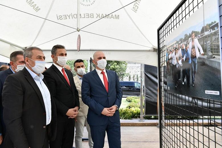 Mamak Belediyesi'nden 15 Temmuz Konulu Sergi