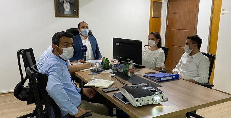 Nallıhan ve Ayaş'ta asbestli borular değişiyor