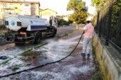 Altındağ'da Mahalle Mahelle Temizlik