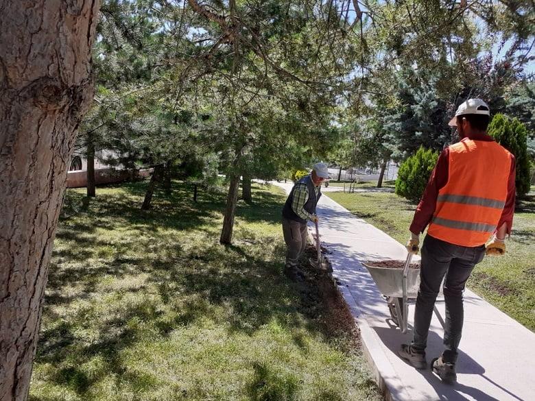 142 Park Yenilendi 24 Yeni Park Yapıldı