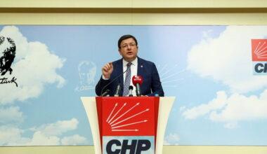 CHP'li Muharrem Erkek: Avukatlar susarsa vatandaş nefes alamaz