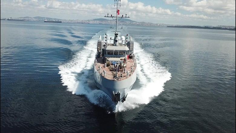 Cumhurbaşkanı Erdoğan'ın Uçak Gemisi Çağrısına Karşılık Geldi