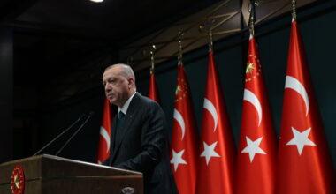 Erdoğan: Kendi projelerini kendi uygulayan bir Türkiye inşa ettik
