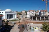 Çubuk'ta Yeni Sokak Sağlıklaştırma Projesi Başladı