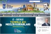 Büyükşehir meclis kararları artık online