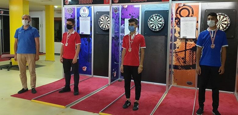 Yenimahalle'de dart turnuvası başlıyor