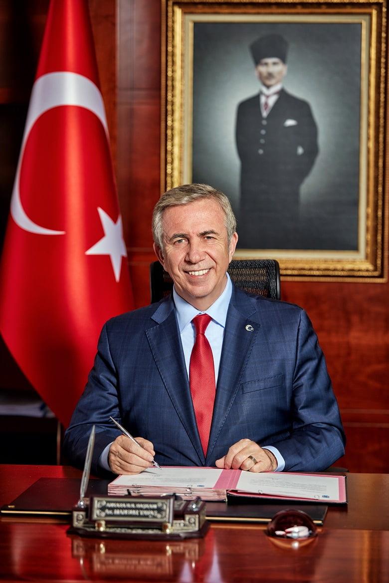 Başkan Yavaş'tan 30 Ağustos Zafer Bayramı Mesajı