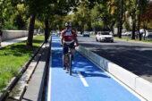 Ankara İlk Bisiklet Yoluna Kavuştu