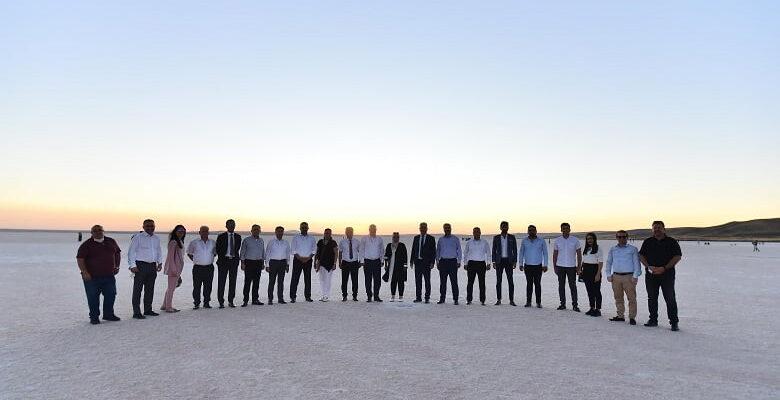 Ankara Kent Konseyi, Belediyeler ve STK'lar Tuz Gölü İçin Devrede