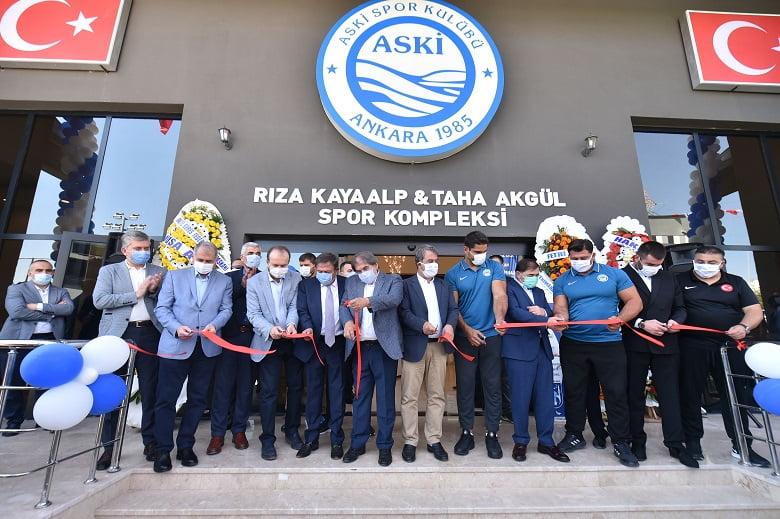 Türkiye'nin Avrupa Standartlarında İlk Güreş Salonu Açıldı