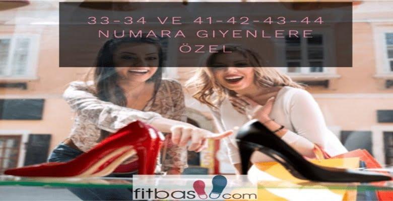 Fitbas'tan büyük ve küçük giyenlere müjde!