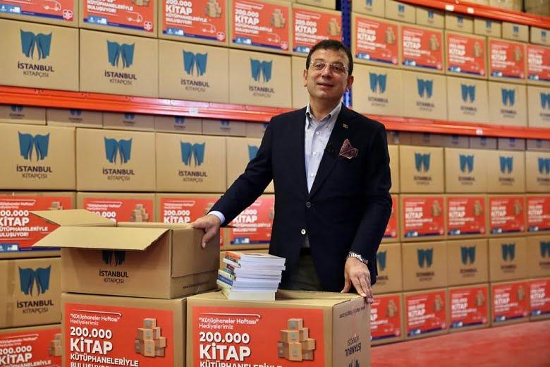 İBB 2 Bin 317 Kütüphaneye 200.000 Kitabın Dağıtımına Başlandı
