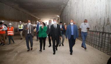 Ankara'nın Trafiğini Rahatlatacak Büyük Projede Sona Yaklaşıldı