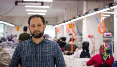 Suriyeli ve Türk işletmelerin ortaklıkları büyük potansiyel taşıyor