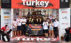 Türkiye Ralli Şampiyonası Marmaris'te Başladı