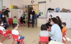 Gölbaşı Belediye Başkanı Şimşek'ten Süt Sürprizi