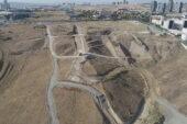 Gölbaşı Belediyesi 10 km yolu hizmete sokacak