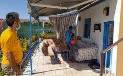 Pursaklar Belediyesi dezenfekte edilmedik yer bırakmıyor