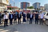 Başkan Çetin, işi sıkı tutuyor