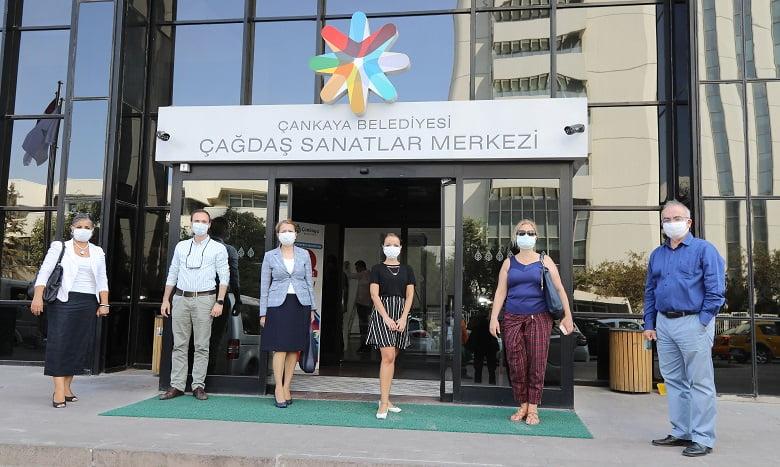 Çankaya'nın Pandemi Eylem Planı Tam Not Aldı