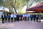 Pursaklar'da Muhtarlar Toplantısının Ana Gündemi ''Koronavirüs''