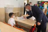 Pursaklar'da Üst Seviye Tedbirler ile İlk Ders Zili Açıldı