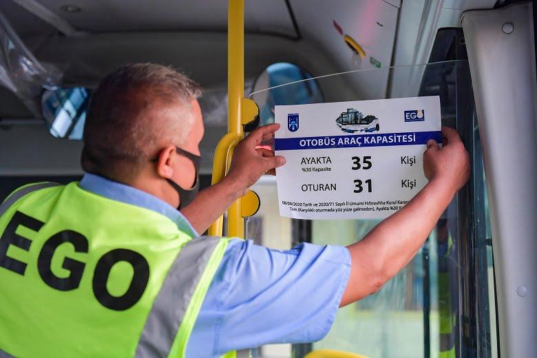Toplu Taşıma Araçlarına Yeni Düzen