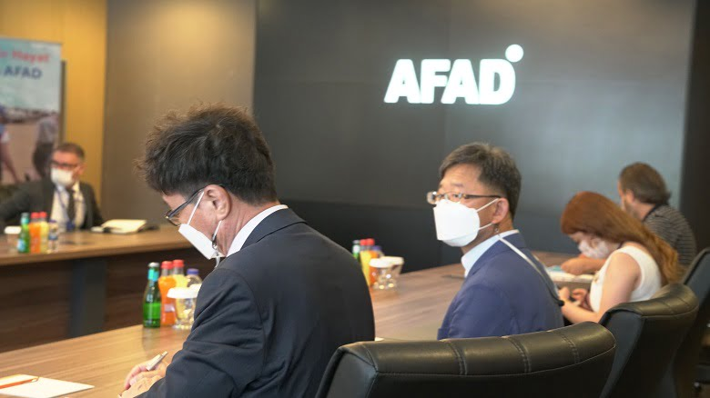 Büyükşehir-Güney Kore işbirliğinde risk yönetimi
