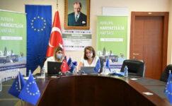Sürdürülebilir kentsel hareketlilik çalıştayı online olarak gerçekleştirildi