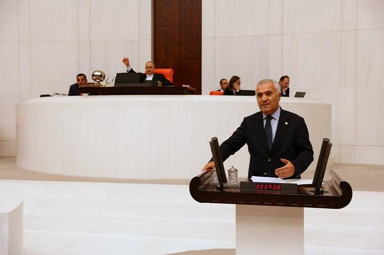 "CHP'li Yeşil: ""Devletin Borcu 1 Trilyon 810 Milyar Lira'ya ulaştı"""