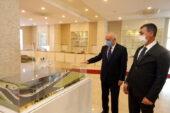 Başkan Yaşar'a Gölbaşı'ndan ziyaret
