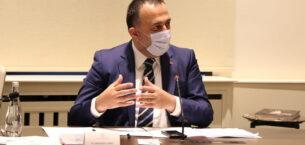 Kent Konseyi Başkanı Yılmaz: 6 milyon tek yürek olmalıyız