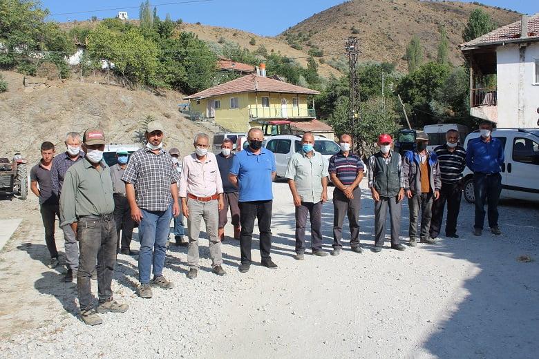 Ahmetadil Halkından 'Mermer Ocağı' tepkisi