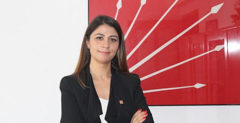 CHP'nin yeni ilçe başkanı Filiz Geygel