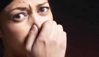 Ağız Kokusu Kanser Belirtisi Olabilir