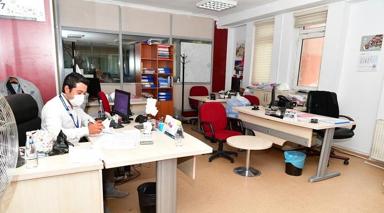 Mamak Belediyesi'nde esnek çalışma modeline geçildi