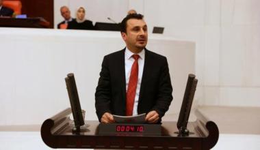 "CHP'li Bekir Başevirgen ""TMO Numara Oyunu Yapıyor"""